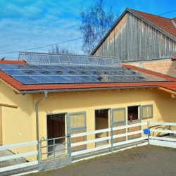 Stall - Pferde-Reha-Huttenried